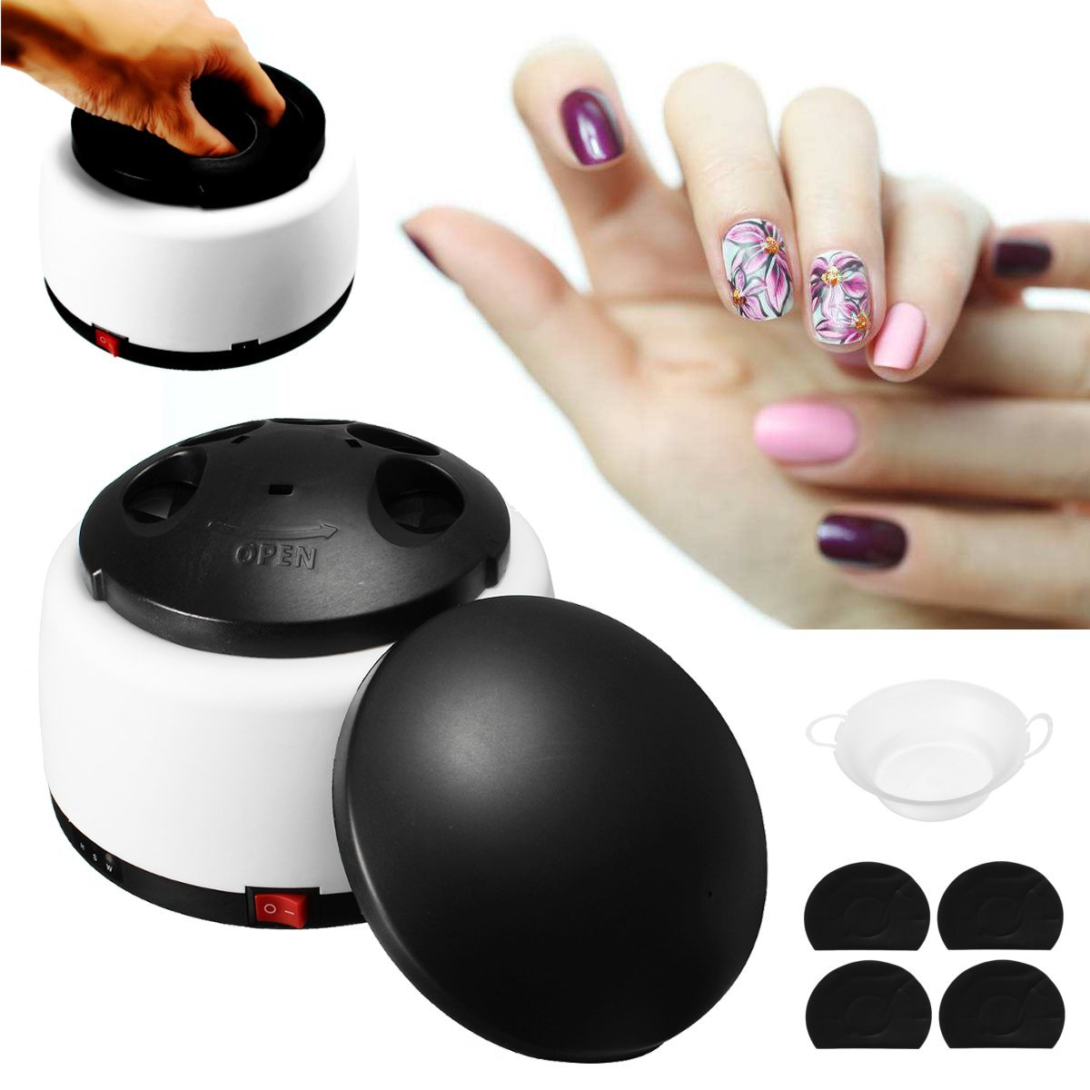 You Re Viewing Nail Gel Polish Remover Machine Steamer 59 99